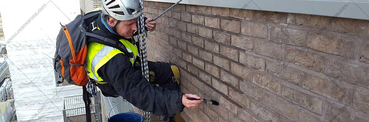 عایق کاری نمای ساختمان