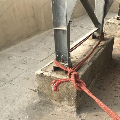 اجرای کارگاه جهت شستشوی نمای ساختمان